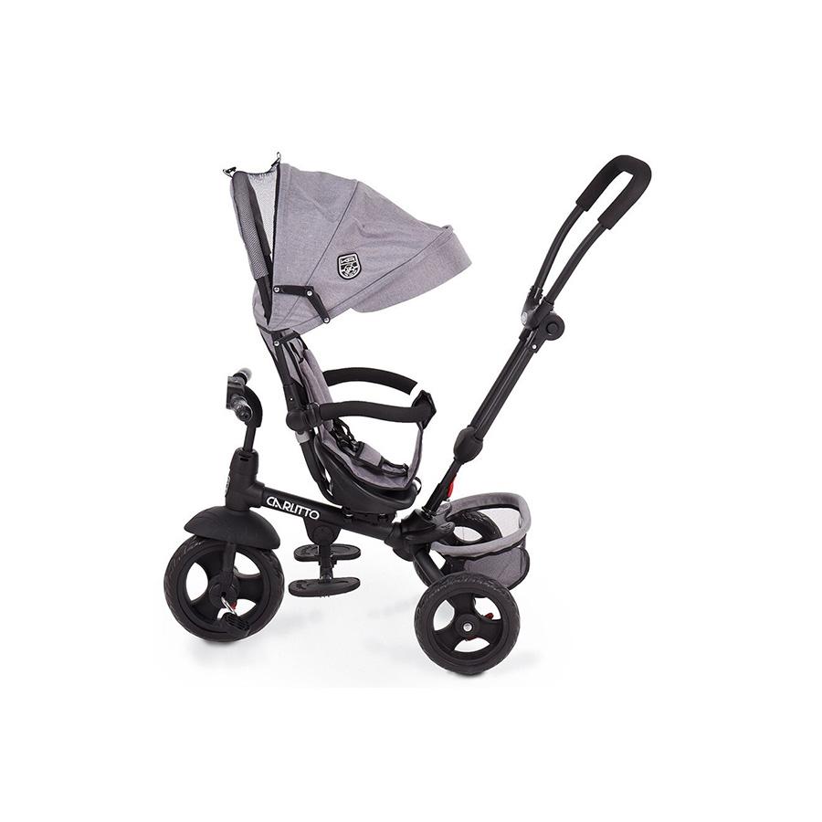 Tricycle Carlitto Grey Melange