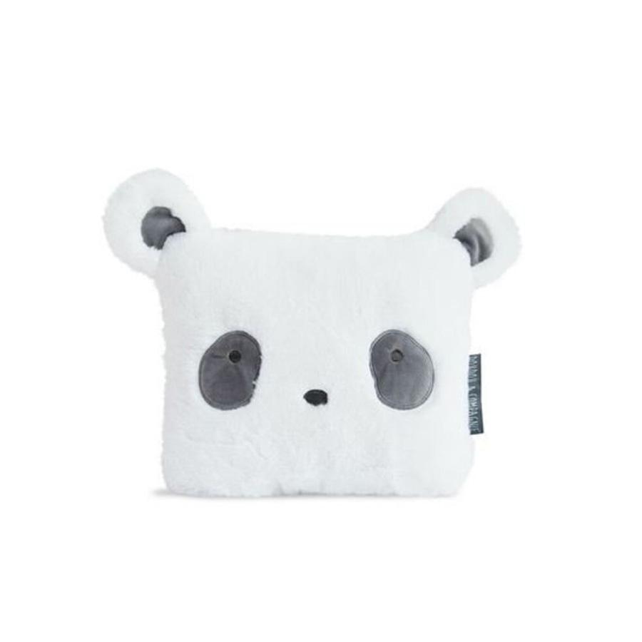Coussin panda – Aussi doux
