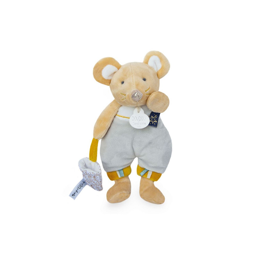 La petite souris va passer – Bulu en pyjama beige