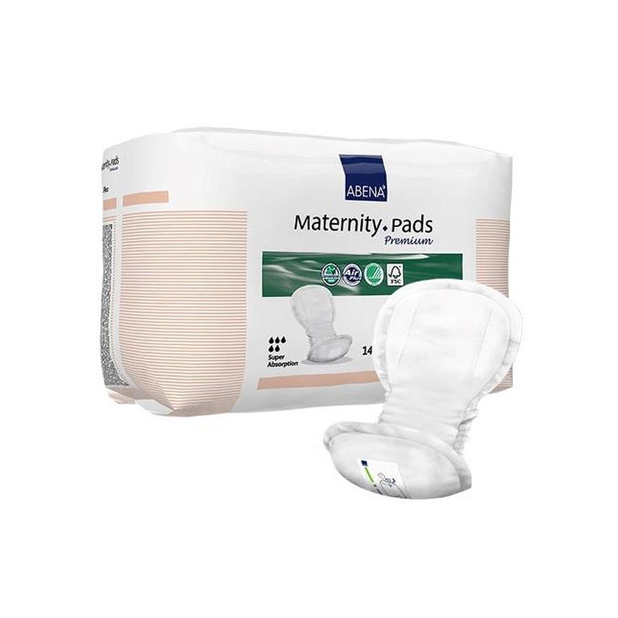 Serviettes maternité