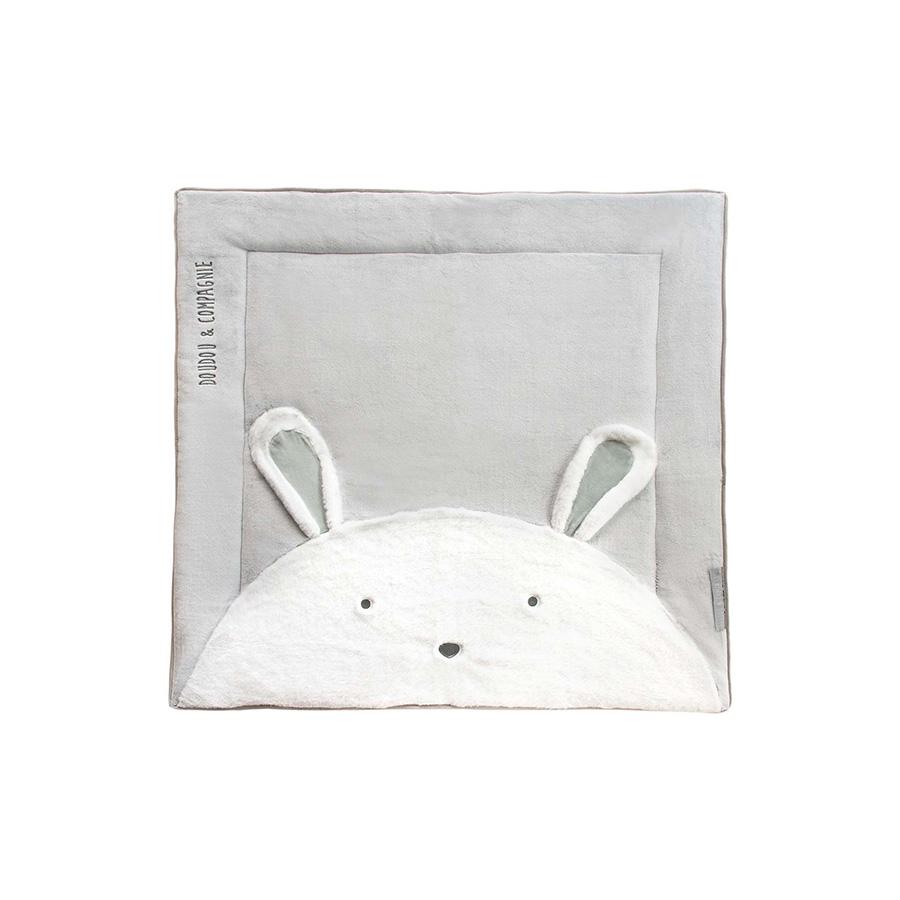 Tapidou – Lapin perle – 100 x 100 cm