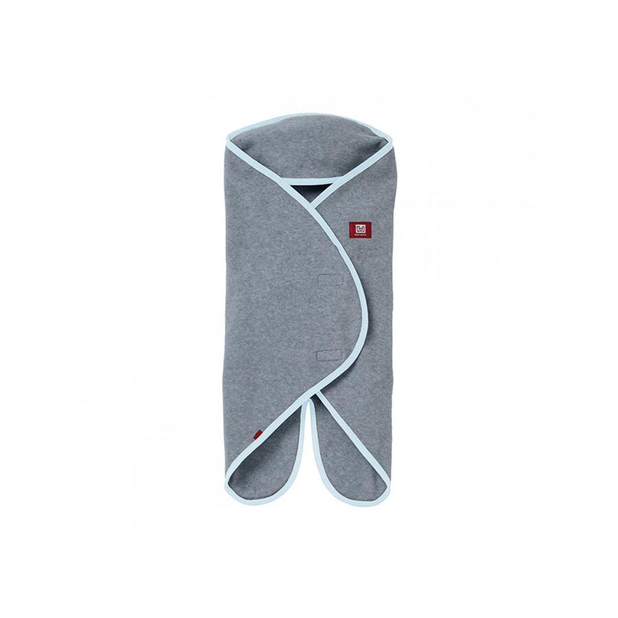 Babynomade® Simple Polaire 0-6 mois Gris Ardoise
