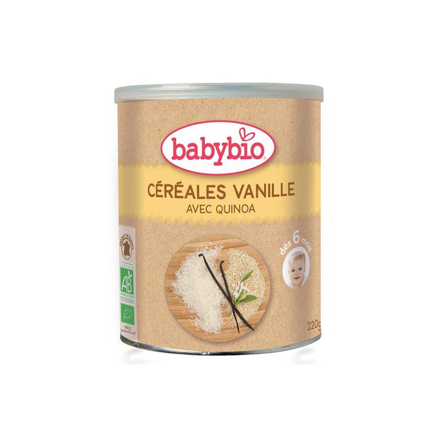 Céréales vanille 220G