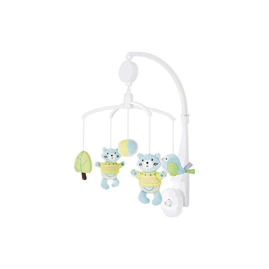 Mobile musical Kit le Chat