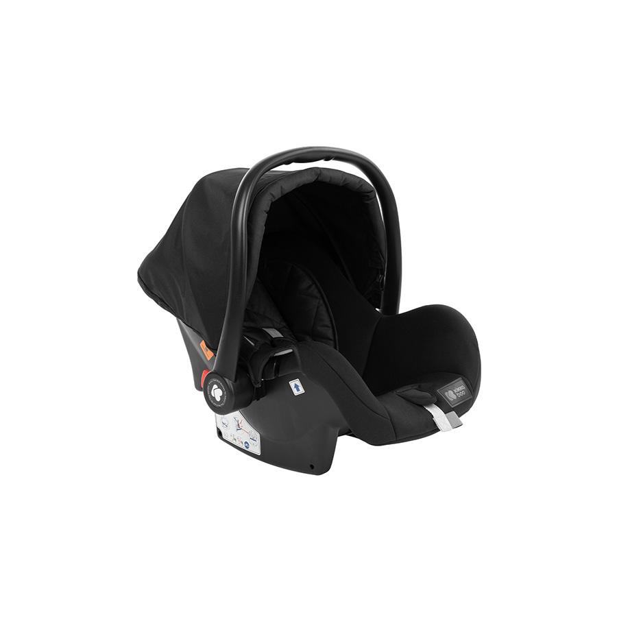 Siège auto 0+ (0-13 kg) Amaia All Black