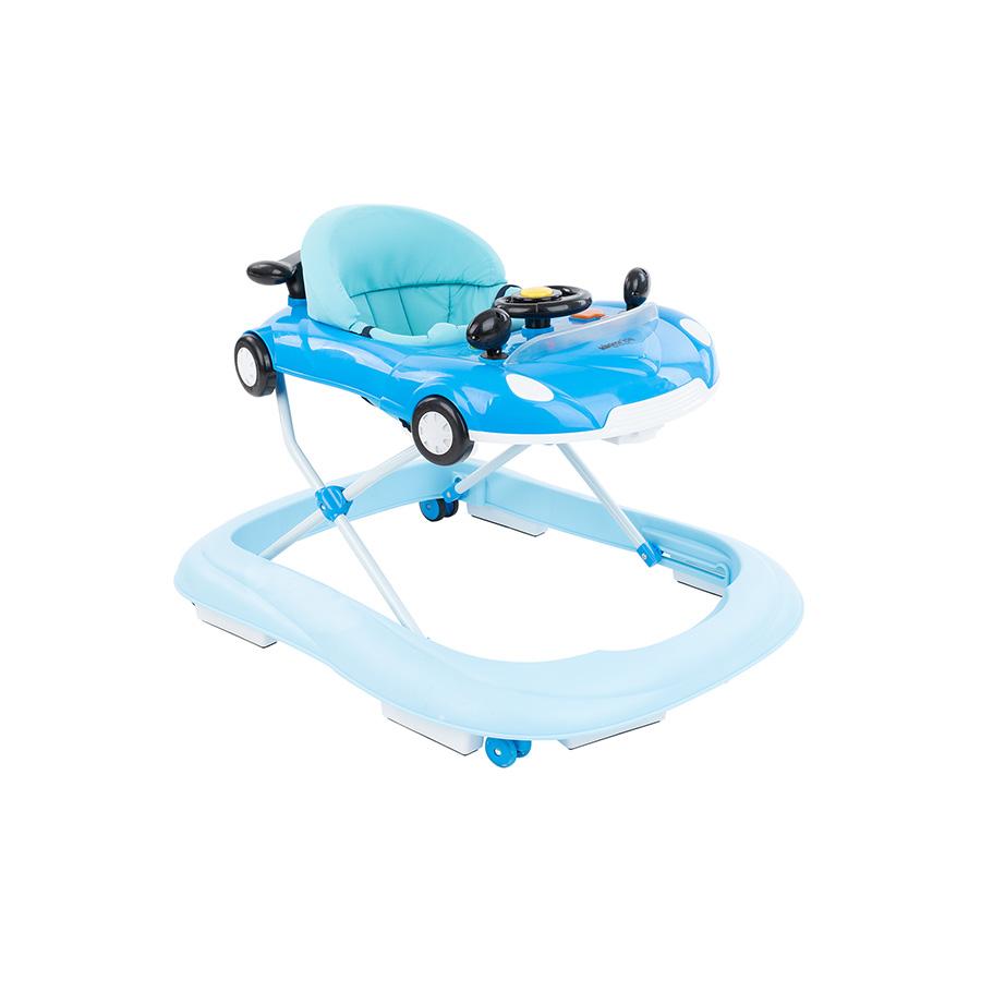 Trotteur Car Bleu