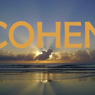 Moment of Silence for Cohen