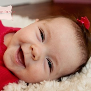 Letters to Sidney: 4 months old