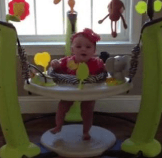 Jumping Sidney & ExerSaucer Contest