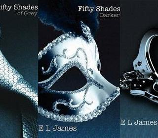 Fifty Shades Trilogy/Amazon Gift Card Giveaway