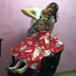 Shear Glitz Salon Giveaway