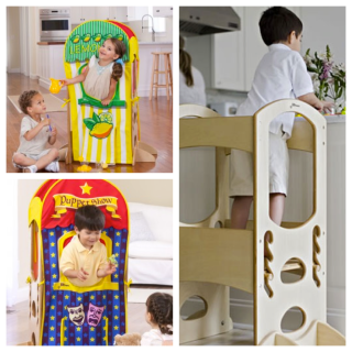 Learning Tower Playhouse Kit