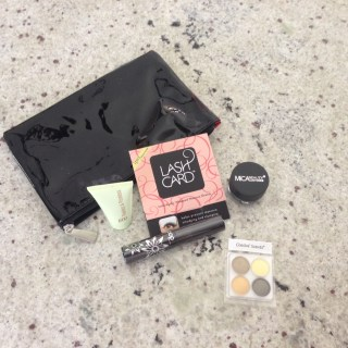 Disappointed in Ipsy: February 2013 {review}