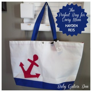 Hayden Reis: the Perfect Bag for Every Mom