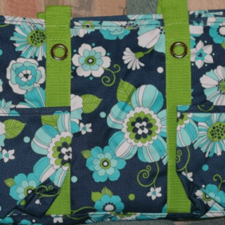 {Giveaway} Thirty-One Gifts: Organizing Utility Tote