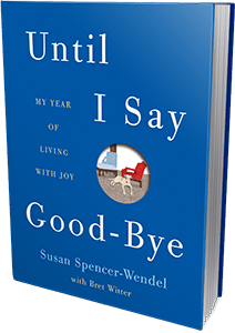 "What I'm Reading Now: ""Until I Say Goodbye"""
