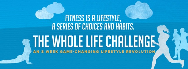 Whole Life Challenge Update: Week 1