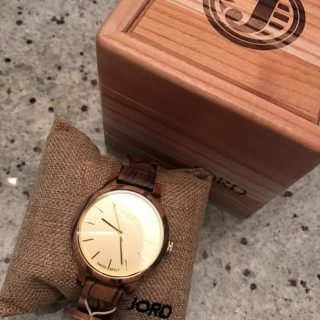 Unplugging and going analog with Jord Watches