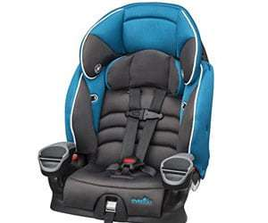 evenflo maestro booster car seat reviews