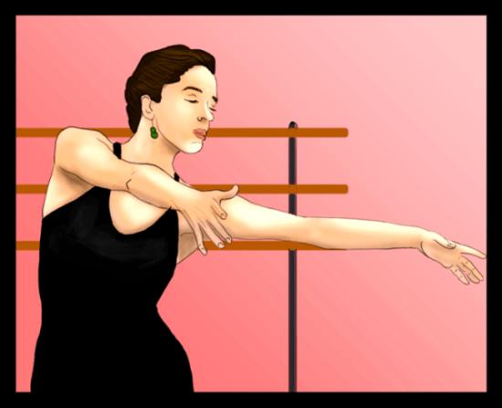 GEMMA FREITAS – RISING DANCE STAR!
