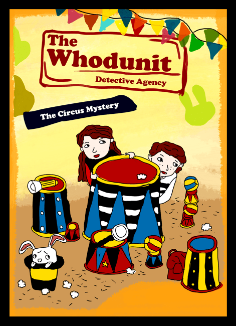 The Whodunit Detective Agency Comes to the U.S.