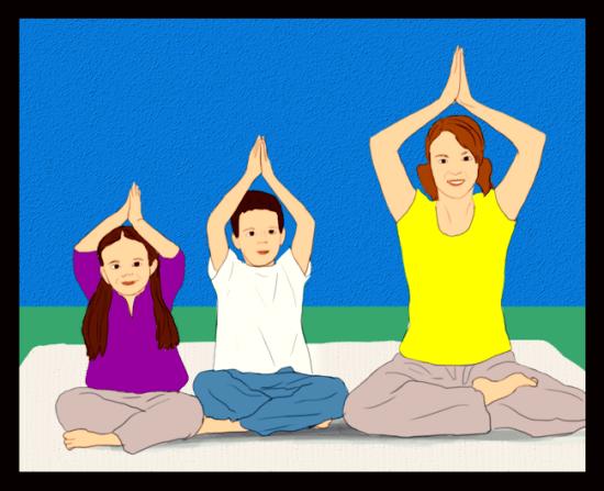 Athletes and Yoga