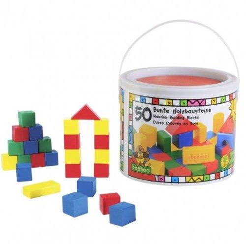 set-50-cuburi-colorate-din-lemn-beeboo