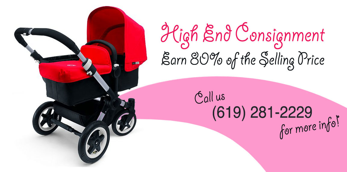High End Consignment at BGR