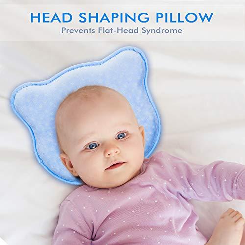 best baby pillows for newborn babies of