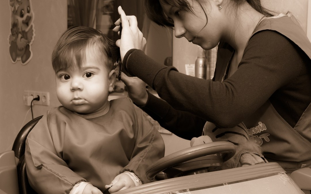 When Should Baby Get First Haircut?