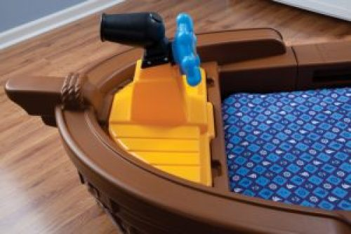 Pirate ship toddler bed kaman