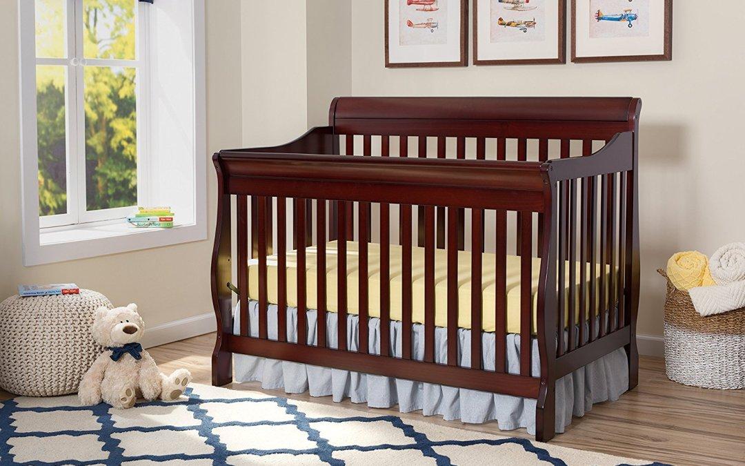 Delta Children Canton 4 in 1 crib Review