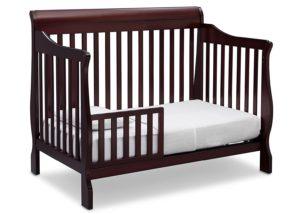 Delta children 4 in 1 crib