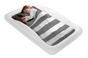 The Shrunks Toddler Travel Bed Portable Inflatable Air Mattress Bed for Toddlers for Travel