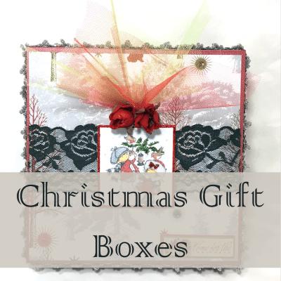 Christmas Gift Boxes!