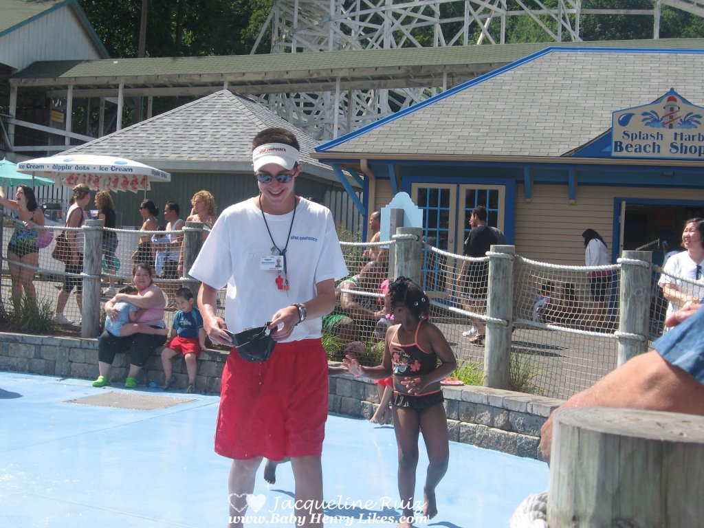 Out and About in Connecticut - Lake Compounce - by Baby Henry Likes
