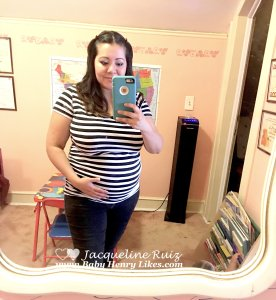 Pregnancy Update: Week #25! by Baby Henry Likes