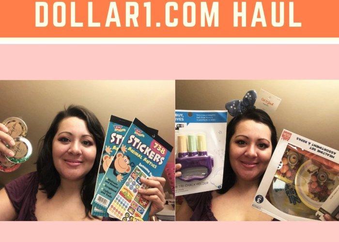Dollar1.com Haul!