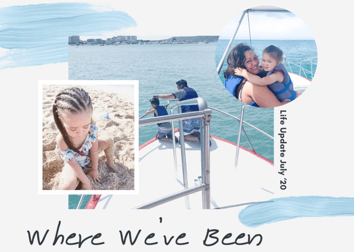 Where We've Been – Part 1
