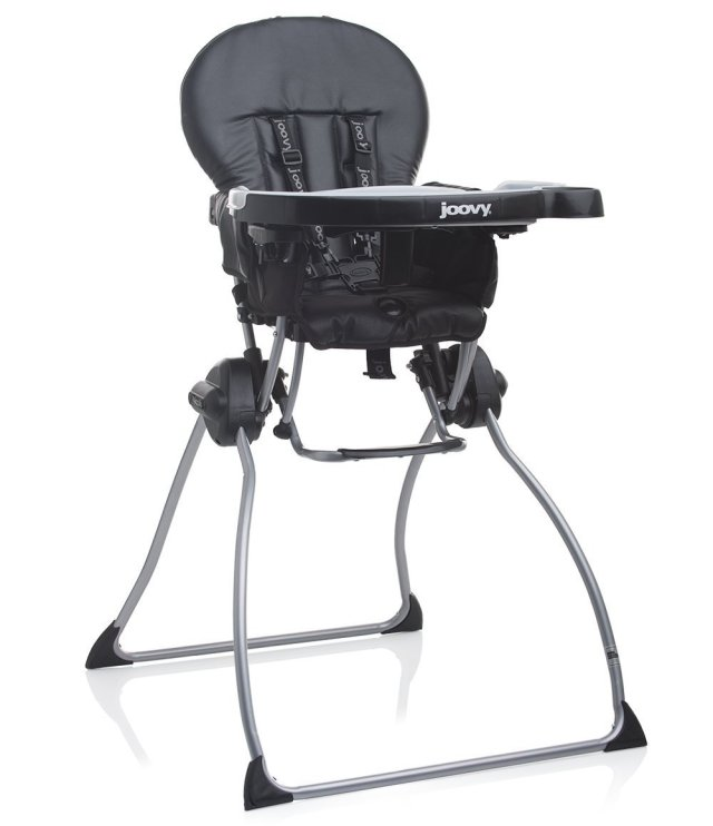 joovy nook high chair - high chairs for small spaces