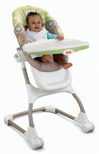 Fisher-Price EZ Clean High Chair | Reclining High Chairs