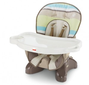 Fisher-Price Spacesaver High Chair | reclining high chairs