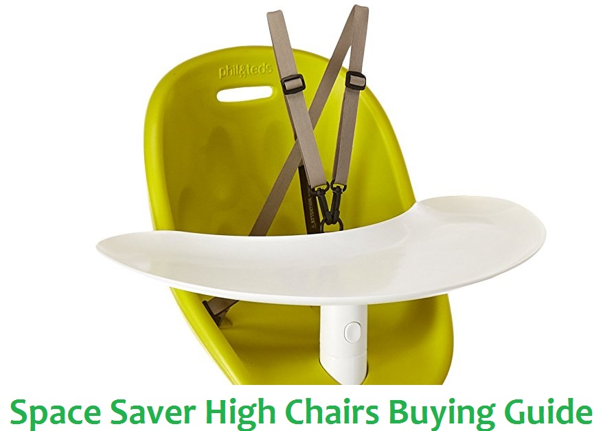 5 Best Compact And Space Saver High Chairs