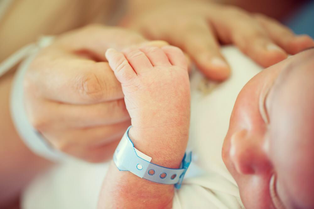 Hora do bebê nascer
