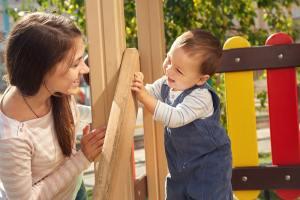 Como aumentar o vínculo com o bebê
