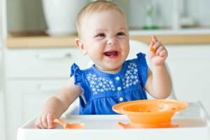 Com quantos meses introduzir a papinha de bebê e outros alimentos