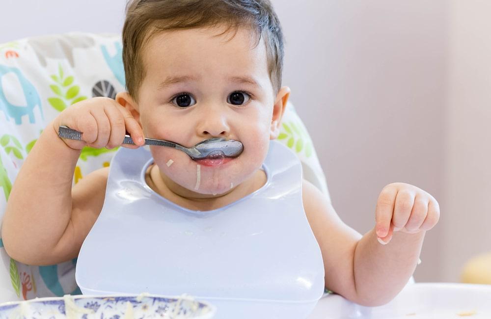 Erros na alimentação do bebê