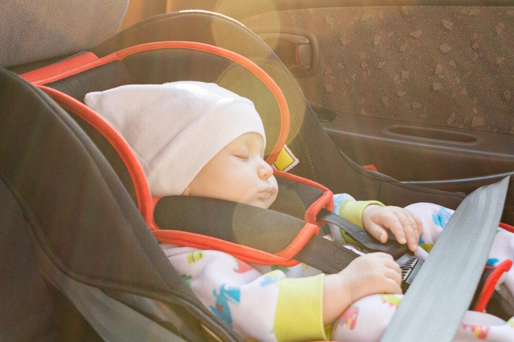 Como escolher o bebê conforto