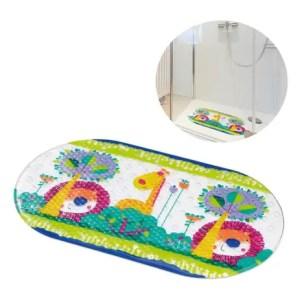 Tapete antiderrapante para banho infantil