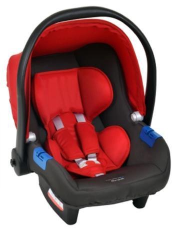 Bebê conforto touring X CZ vermelho Burigotto